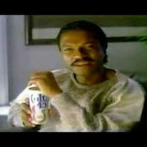 Billy Dee Williams at Lexington Comic Convention...or the Colt 45 Convention?