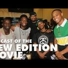 BIGVON learns EVERYTHING about the New Edition movie