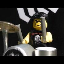 WATCH:  Motorhead Legos rock Ace Of Spades