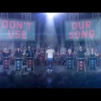 Josh Groban, Usher, Cyndi Lauper - Don't Use Our Song Video