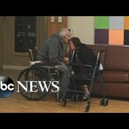 Elderly Couple Forced to Live Apart