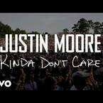 Justin Moore Has A New Instant Grat Video For Kinda Don't Care!