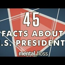 45 Oddball Facts You Probably Didn't Know About Our U-S Presidents!