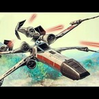 Nerdy: Someone recreated Star Wars with drones and toys