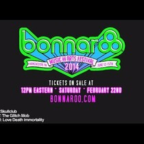 The Lineup for Bonnaroo 2014