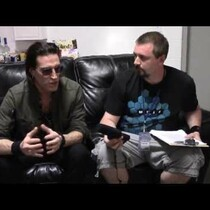 Sean Kinney of Alice In Chains Interview