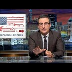 John Oliver On Unauthorized Music Used By Politicians