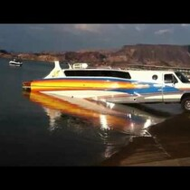 NOW THIS IS THE WAY TO TRAILER YOUR BOAT!