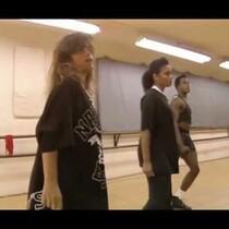 FLASHBACK!  Paula Abdul doing choreography for Janet Jackson