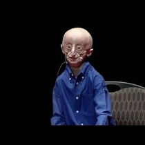 MUST WATCH: He was dying but wanted to tell us how to live a happy life.