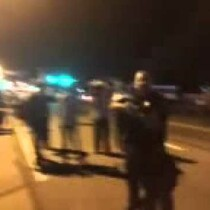 Cop Who Pointed Gun at Ferguson Protesters Suspended