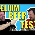 Helium Beer Test