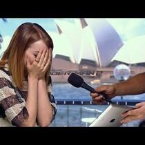 Emma Stone LOVES Spice Girls