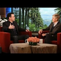 Jimmy Kimmel Makes An Announcement On Ellen. This Is A Funny Interview!!