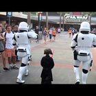 Stormtroopers Escort Kylo Ren!