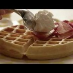 Happy National Waffle Day! How to make Waffle's! EASY