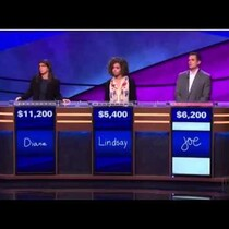 Biggest blunder in 'Jeopardy' history???