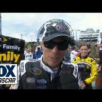 NASCAR News: Harvick holds off Jr. at Phoenix...