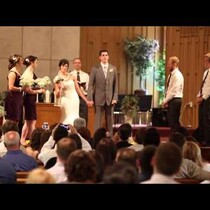 WATCH: Harlem Shake wedding