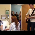 Florence Welch Surprises Teen In Hospice With A Private Performance!
