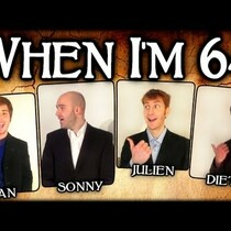 When I'm Sixty Four 64 (The Beatles) - A Cappella Barbershop