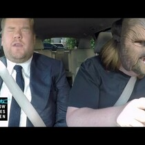 Carpool Karaoke with Chewbacca Mom + James Corden Has Us In Tears (Video)