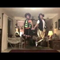 Epic Father & Son Dance Routine Wins The Internet