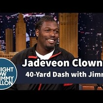 WATCH: Jadeveon Clowney Talks Houston With Jimmy Fallon!