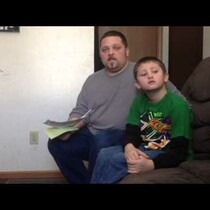 VIDEO: 10 Year Old Suspended For