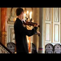 Violinist Doesn't Let A Ringing Cell Phone Mess Up His Concert!