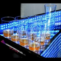 The new best beer pong table EVER