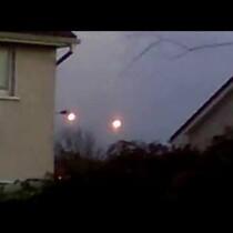 LUCES, AVIONES O UFO'S