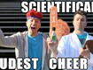 How to CHEER THE LOUDEST using SCIENCE!