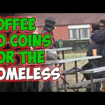 Coffee to Coins For the Homeless