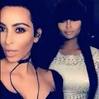 Kim K Shows Off Blac Chyna's Baby Pump in her Snapchat! (VIDEO)