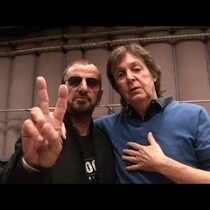 Ringo Starr Takes Us Backstage At The Grammys And Beatles TV Tribute