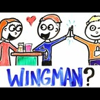 "Does Having A ""Wingman"" Help You Get Dates?"