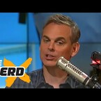 Cowherd Predicts Iowa to College Football Playoff: