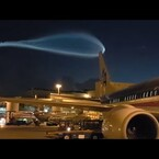 Did Airport Employees Catch A UFO on Video?