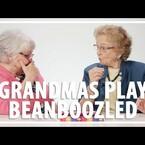 Grandmas try the BeanBoozled Challenge!  Greatness!