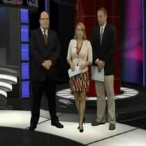 Huntsville News Anchor's Proposal Starts Through Teleprompter