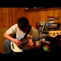 WATCH: Amazing Song Played On Bass Guitar