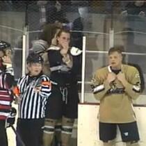 Ultimate Hockey Fight!