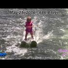 WATCH: Six-Month-Old Water Skiing