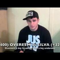 Michigan boy Miles Jury picks for UFC 156 with Jury's Fury
