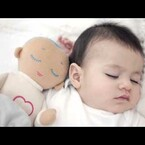 Doll Solves Parent's Problems Getting Children to Sleep