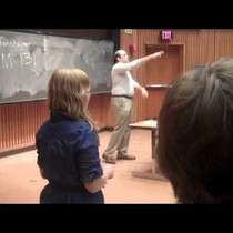 WATCH: Fake Chemistry Professor on First Day Prank