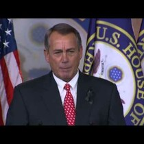 Boehner Takes on the Tea Party!