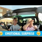 A Guy Surprised His Grandma with a Radio Prank for Her 86th Birthday [Video]