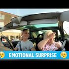 Grandson Surprises his Grandma with Awesome Birthday Present (Watch)